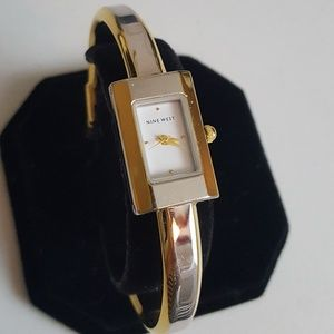 Nine West - Two Tone Watch